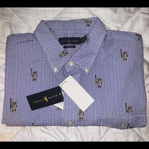 NWT Ralph Lauren Button Up